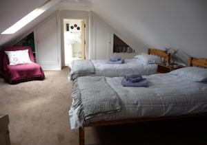 Ty Gwartheg Bedroom St Davids Peninsula copy