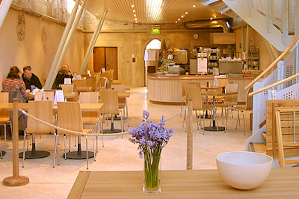 St Davids Peninsula Cottages Eating Out The Refectory