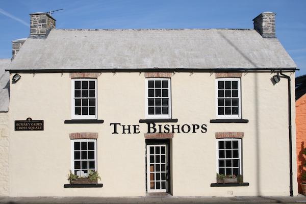 St Davids Peninsula Cottages The Bishops