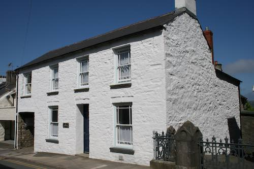 Ty Gwilym - St Davids Holiday Cottages Pembrokeshire Exterior