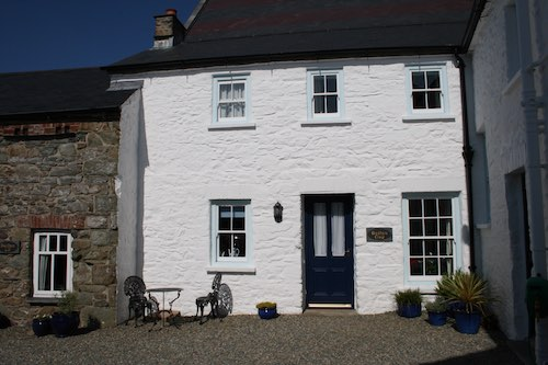 Bwthyn Gwe Pembrokeshire St Davids Holiday Cottages