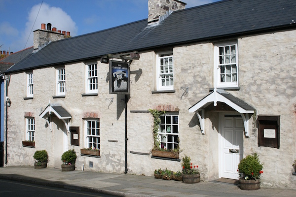 St Davids Peninsula Cottages Eating Out The Farmers Arms