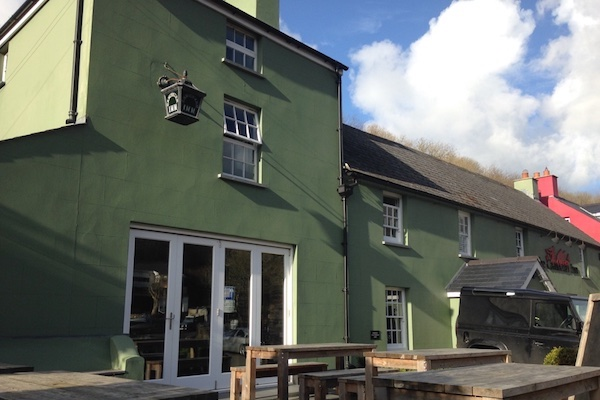 St Davids Peninsula Cottages Holiday Cottages Pembrokeshire The Cambrian Inn
