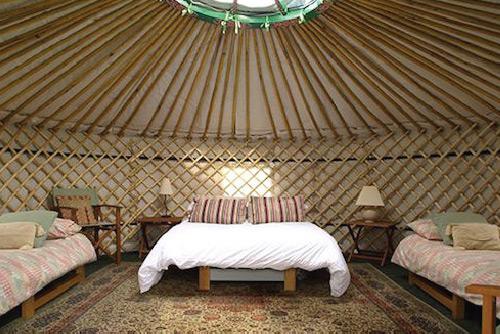 St-Davids-Peninsula-Cottages-The-Yurt-Interior-