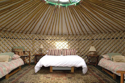 St-Davids-Peninsula-Cottages-The-Yurt-Interior-