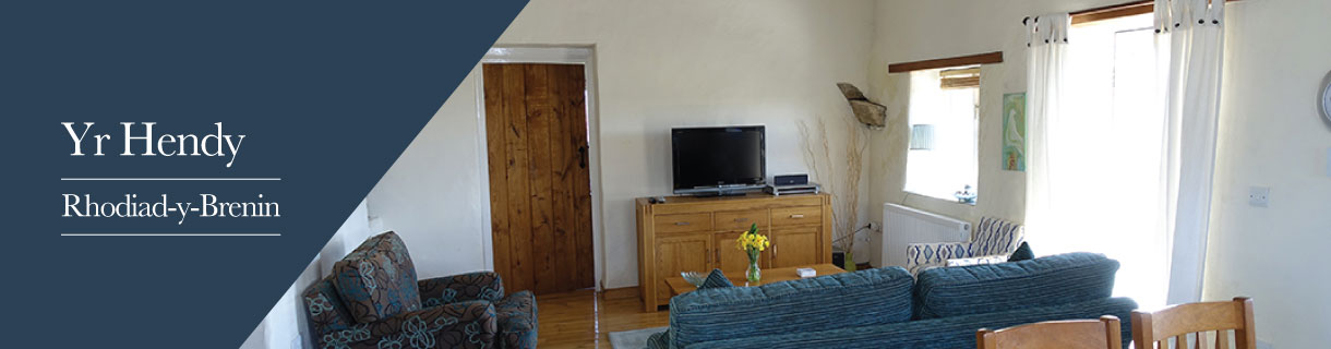 St Davids Peninsular Cottages Rhodiad Y Brenin Cottage Pembrokeshire Living Room