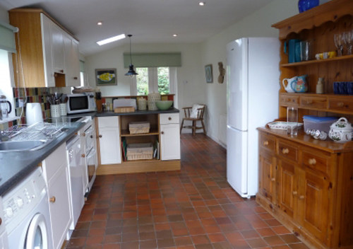Ty Gwartheg Kitchen St Davids Peninsula